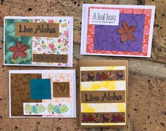 Live Aloha - 4-pack- #463