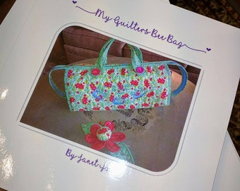 My Quilter's Bee Bag  book