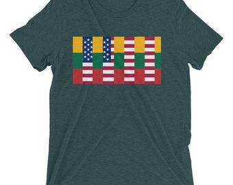 TRI-BLEND Short sleeve t-shirt