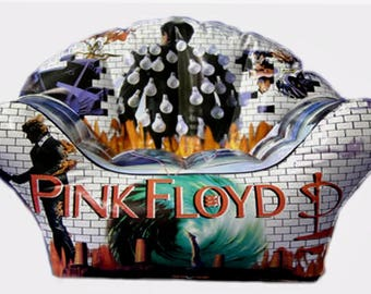 Pink Floyd 1994 Inflatable Chair