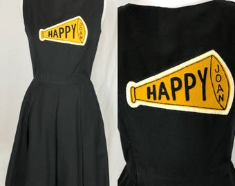 Vintage 1960's Cheerleading Uniform from Happy, Texas