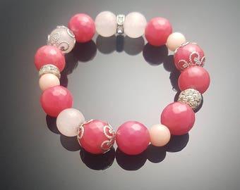 Lovely  Bracelet#1 / quartz