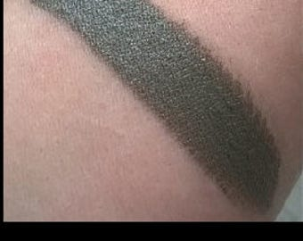 Akali - Deep Olive Green Army Green - League of Legends Inspired Lipstick Gothic Pastel Goth