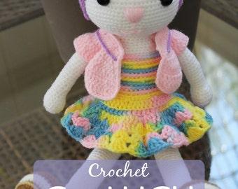 Crochet Pattern: Cat Lucy