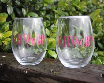 RHWoBP wine glasses