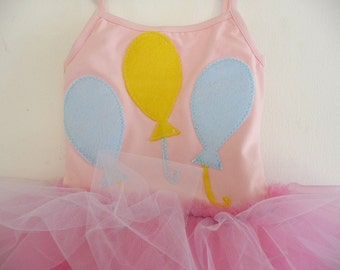 PINKIE PIE Leotard Tutu - My Little Pony Tutu - My Little Pony Party -  Personalized - 18/24 months, 2/4 years, 4/6 years, 6/8 years and up