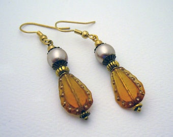 Winter Palace earrings