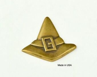 Breloques d'Halloween, de sorciers chapeau pointu charme chapeau 15141