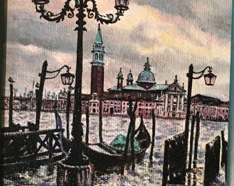 Lamp Post, Grand Canal