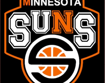 FAN GEAR Track Jacket MN Suns