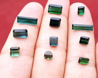 17.50-ct beautiful tourmaline mix color gems from Afghanistan
