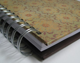 Devotional Journal - Daily Devotion - Bible Notebook - Bible Verse Journal - Prayer Journal - Bible Memory - Morning Devotions - Floral