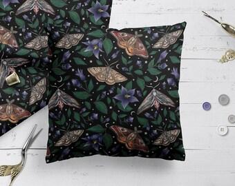 Moths cushion