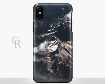 Mountain iPhone X Case For iPhone 8 iPhone 8 Plus - iPhone X - iPhone 7 Plus - iPhone 6 - iPhone 6S - iPhone SE - Samsung S8  iPhone 5