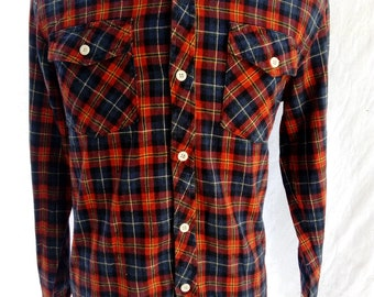 Plaid Checked Red Punk Design Skin Head Wear Girl Skins US S / EU 44-46 / 1
