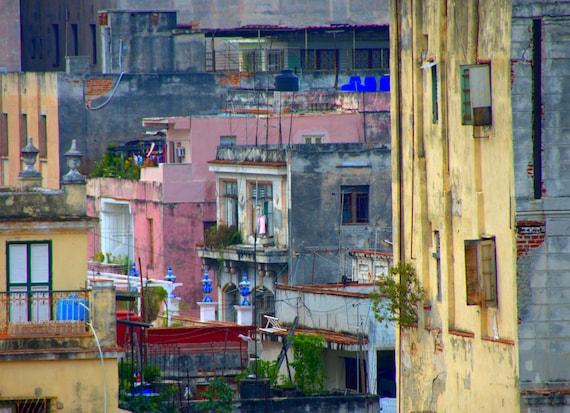 Urban Hanvana Cuba (PR) (canvas)