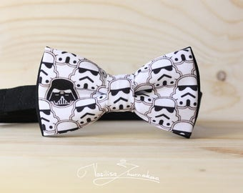 Bow tie - Bowtie Star Wars Bow tie - Bowtie star wars, Stormtrooper Bow tie , Darth Vader Bow tie