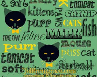 Printable - Cats digital original artwork print to download now
