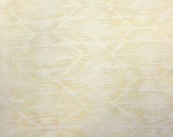 Timeless Treasures TONGA IVORY Premium Quality 100% Cotton Batik Fabric/Per Half Yard