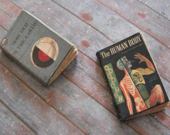 Miniature Science Books