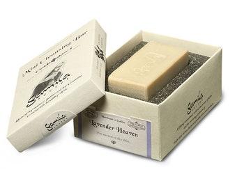 Mini Soap, lavender Soap, Cleansing Bar Soap, Handmade Soap Bar, Psoriasis Soap, Eczema Soap, Natural Soap, Body Soap, Vegan Soap, Dry Skin