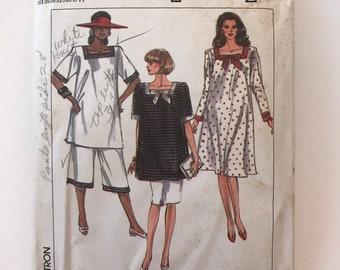 Simplicity #9173 vintage woman's maternity pattern size 8-16