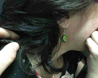 Cute Avocado Earrings!!!