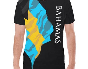 Bahamas Men's Classic Flag Shirt 2.0