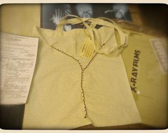 Autopsy tote bag / Bag for life / Bag for death