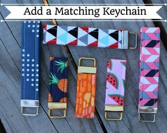 Add a Matching Key Chain, Keychain, Key Fob, Keyfob