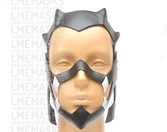 Kirishima Eijirou Leather Mask My Hero Academia Manga Anime Cosplay Hero Boku Halloween Masquerade Carnival Super hero Comic Akumetsu