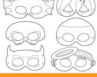 Halloween Masks Halloween Costume Halloween Printable
