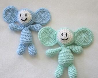 Crochet  Cheburashka toy