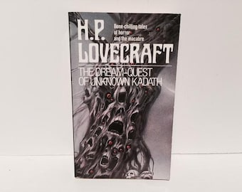 The Dream-Quest of Unknown Kadath by H.P. Lovecraft Paperback Anthology