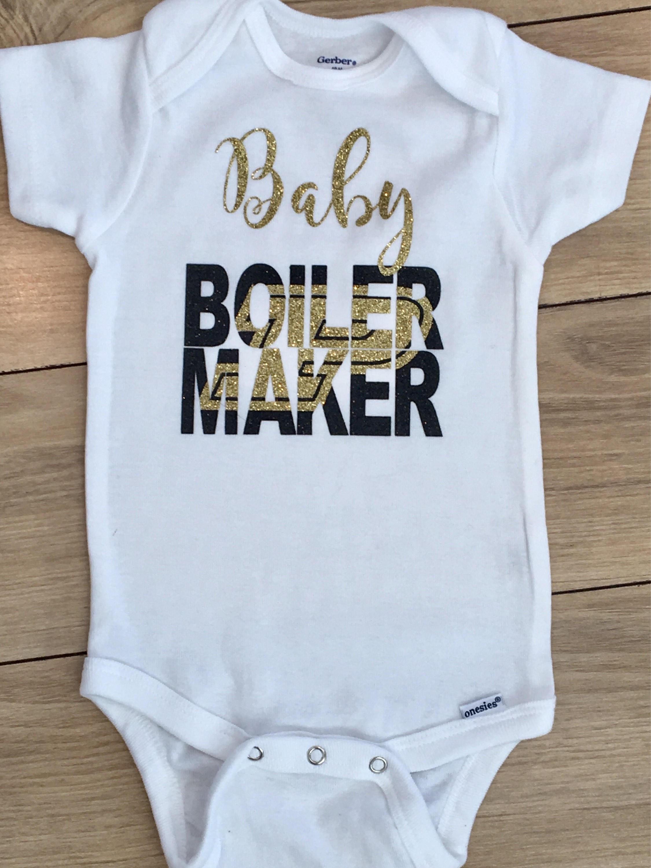 Purdue Baby Shirt Purdue esie Purdue Baby Outfit Purdue