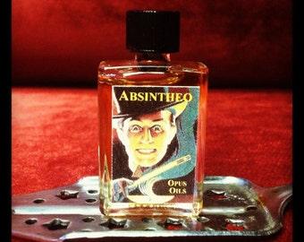 ABSINTHEO (Absinthe, Fig, Sandalwood) 1 Dram LTD Edition Mini Perfume