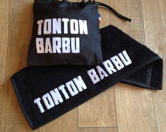 Apron + towel - personalized
