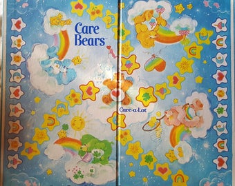 """1983 Care Bears board game """"On the path to Care-a-lot"""" comes with all of the cuteness you'd expect along with some quite clever word play"""