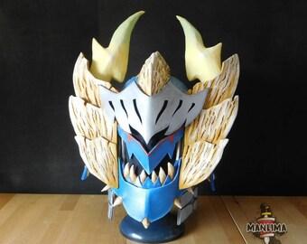 Monster Hunter: Zinogre helmet