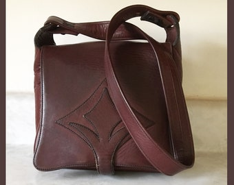 Leather Handbag/Leather Shoulder Bag/Leather Purse