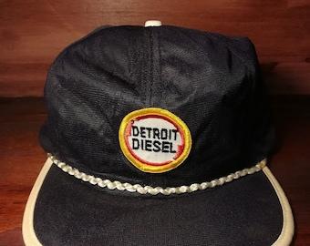 Vintage Detroit Diesel Cap