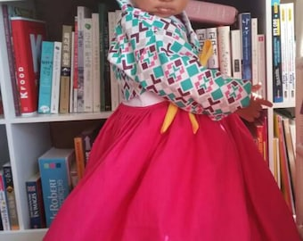 Hanbok for 2 years