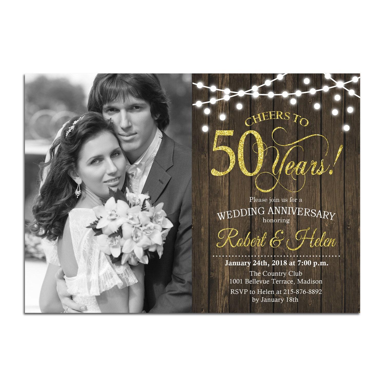 50th wedding anniversary invitations ukraine