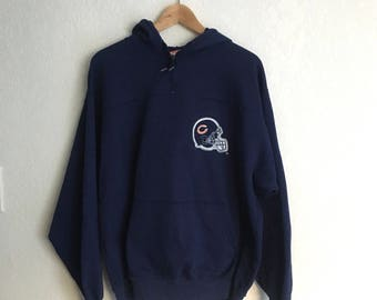 Vintage Chicago Bears Hoodie • Size S/M