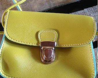 Yellow Duck shoulder bag