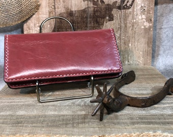 Long Wallet - Red