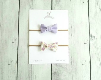 Mini Bow Set - The Maddie