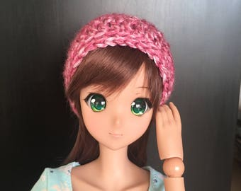 SD BJD Crochet Beanie Crochet Hat