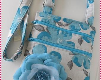 Crossbody Bag Pattern, The Bandolier Crossbody Bag - PDF SEWING PATTERN