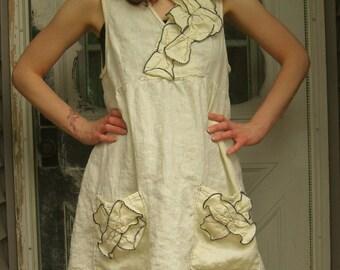 Petal Babydoll Tunic Dress